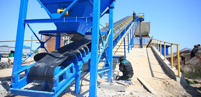Конвейеры для производства спб расчет конвейера ленточного